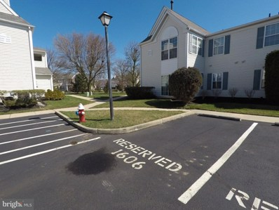 1606B Steeplebush Terrace, Mount Laurel, NJ 08054 - MLS#: 1000327952