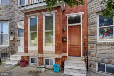 106 S Highland Avenue, Baltimore, MD 21224 - MLS#: 1000328244