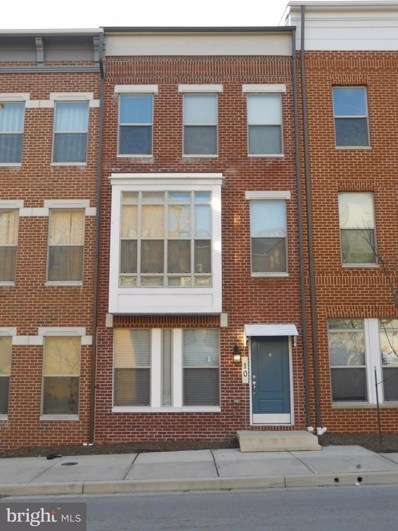 10 Exeter Street UNIT 141, Baltimore, MD 21202 - MLS#: 1000328346