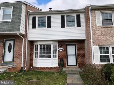 14744 Endsley Turn, Woodbridge, VA 22193 - MLS#: 1000329558