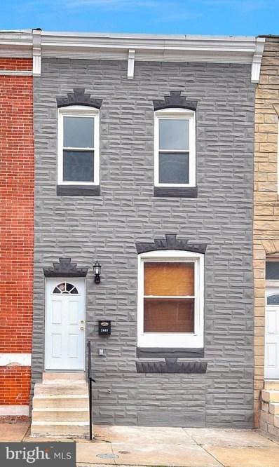 2603 Hampden Avenue, Baltimore, MD 21211 - MLS#: 1000330878