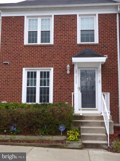 525 Greencrest Lane, Odenton, MD 21113 - MLS#: 1000330964