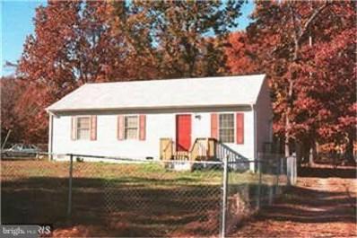 13348 Countyline Church Road, Woodford, VA 22580 - MLS#: 1000330994