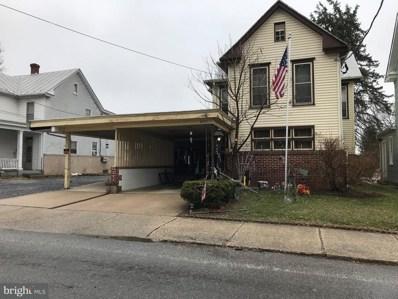 347 E Burd Street, Shippensburg, PA 17257 - MLS#: 1000331178