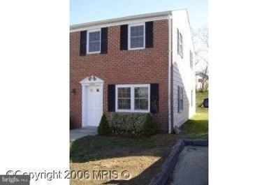 6453 Colonial Knolls, Glen Burnie, MD 21061 - MLS#: 1000332686