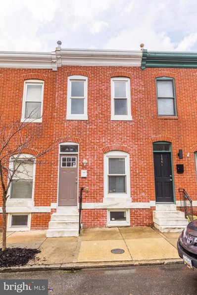 144 Decker Avenue N, Baltimore, MD 21224 - MLS#: 1000333094