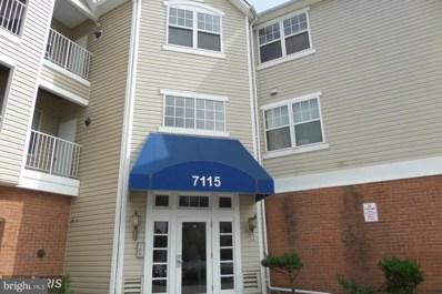 7115 Sandown Circle UNIT 301, Baltimore, MD 21244 - MLS#: 1000333726