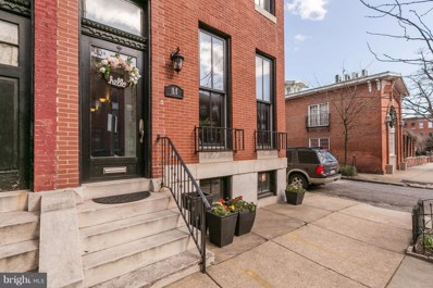 11 Chester Street N, Baltimore, MD 21231 - MLS#: 1000333764