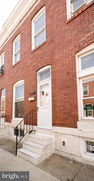 127 Curley Street S, Baltimore, MD 21224 - MLS#: 1000334528