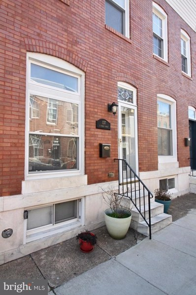 137 Curley Street S, Baltimore, MD 21224 - MLS#: 1000334776