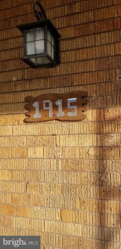 1915 N 30TH Street, Philadelphia, PA 19121 - MLS#: 1000334792