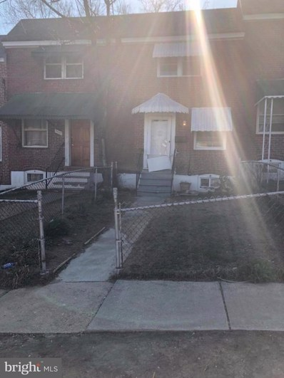 3829 Saint Margaret Street, Baltimore, MD 21225 - #: 1000334798