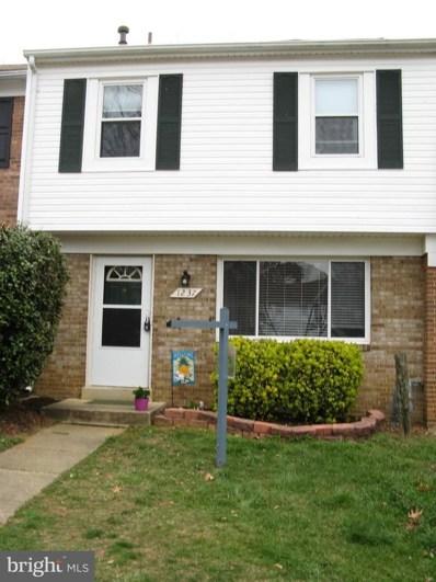 1237 Thomas Jefferson Place, Fredericksburg, VA 22405 - MLS#: 1000335178