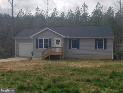 159 John Paul Jones Drive, Ruther Glen, VA 22546 - MLS#: 1000335910