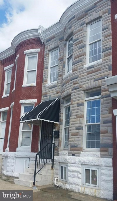 1803 Pulaski Street, Baltimore, MD 21217 - MLS#: 1000335942