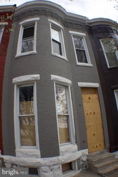 1331 Patterson Park Avenue, Baltimore, MD 21213 - MLS#: 1000336848