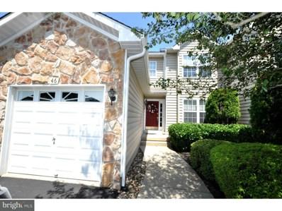 46 Palmer Drive, Moorestown, NJ 08057 - MLS#: 1000337415