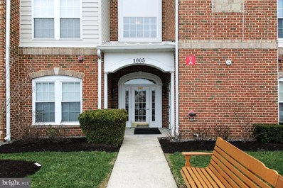 1005 Samantha Lane UNIT 304, Odenton, MD 21113 - MLS#: 1000337646