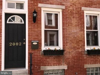 2002 Saint Albans Street, Philadelphia, PA 19146 - MLS#: 1000339076