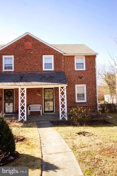 3009 Echodale Avenue, Baltimore, MD 21214 - MLS#: 1000339760