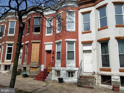 2827 Parkwood Avenue, Baltimore, MD 21217 - MLS#: 1000339792