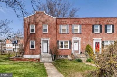 1700 Redwood Avenue, Baltimore, MD 21234 - MLS#: 1000341018