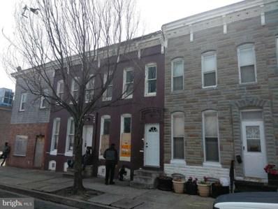 1524 Carey Street, Baltimore, MD 21217 - MLS#: 1000341812