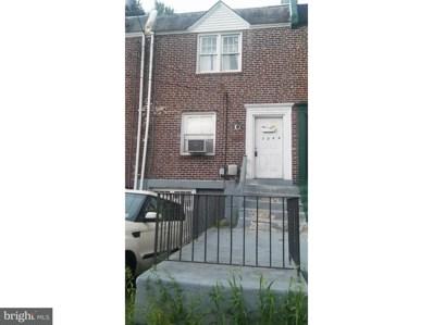 1066 S Merrimac Road, Camden, NJ 08104 - MLS#: 1000342109