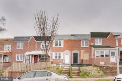 1909 Harman Avenue, Baltimore, MD 21230 - MLS#: 1000342388