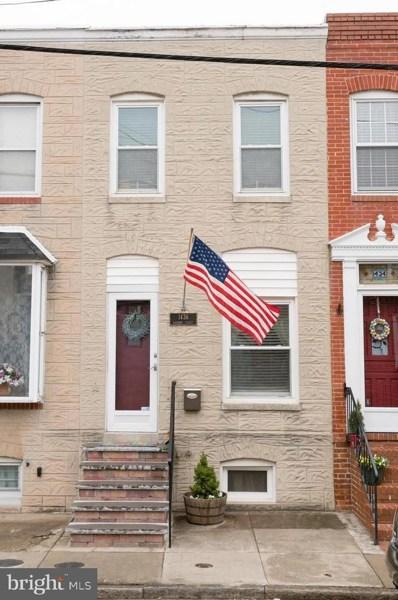 1436 Haubert Street, Baltimore, MD 21230 - MLS#: 1000343140
