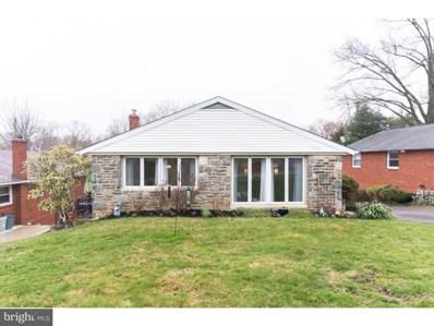 1733 Green Valley Road, Havertown, PA 19083 - MLS#: 1000343276