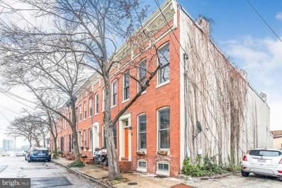403 Hamburg Street E, Baltimore, MD 21230 - MLS#: 1000343830