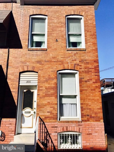 500 Streeper Street S, Baltimore, MD 21224 - MLS#: 1000343942
