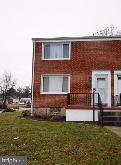 6237 Laurelton Avenue UNIT 1, Baltimore, MD 21214 - MLS#: 1000344620