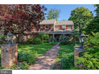 1509 Prospect Ridge Boulevard, Haddon Heights, NJ 08035 - #: 1000344673