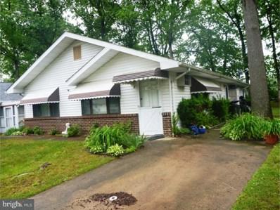 6 Poplar Avenue, Hammonton, NJ 08037 - MLS#: 1000345241