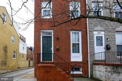 1811 Gough Street, Baltimore, MD 21231 - MLS#: 1000345794