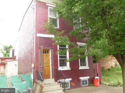 626 West Street, Camden County, NJ 08103 - MLS#: 1000346071