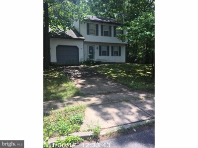 8 Carr Lane, Sicklerville, NJ 08081 - MLS#: 1000346615