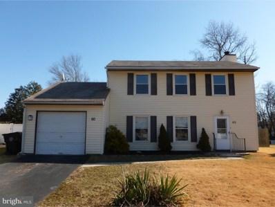 60 Aberdale Lane, Sicklerville, NJ 08081 - MLS#: 1000346687