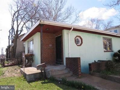 115 N 10TH Street, Darby, PA 19023 - MLS#: 1000346880