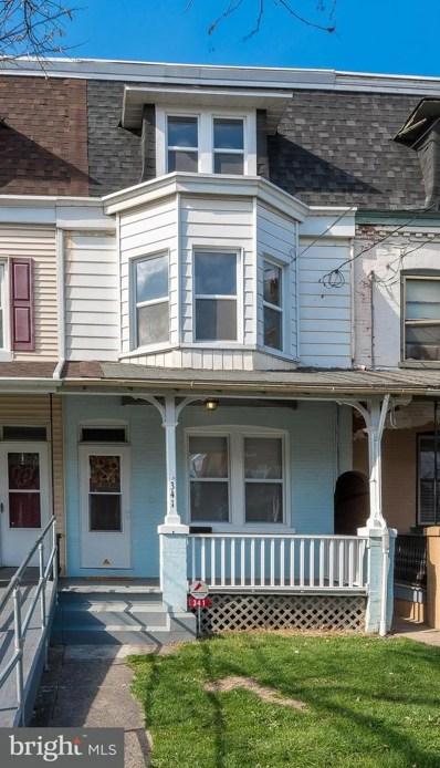 341 E Ross Street, Lancaster, PA 17602 - MLS#: 1000346978