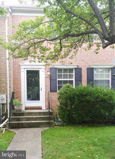 3682 Joycin Court UNIT C, Ellicott City, MD 21042 - MLS#: 1000347320