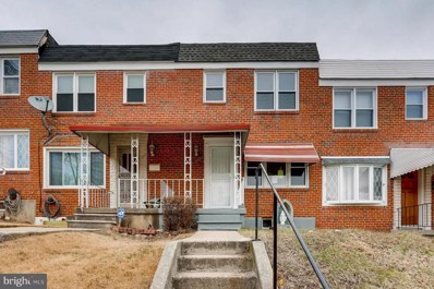 5509 Whitwood Road, Baltimore, MD 21206 - MLS#: 1000347828