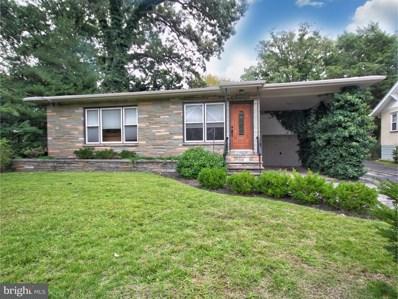 107 Oak Terrace, Merchantville, NJ 08109 - MLS#: 1000350367