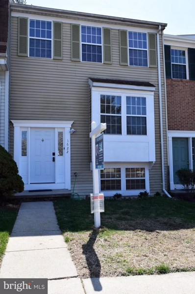 1622 Tulip Avenue, District Heights, MD 20747 - MLS#: 1000355470