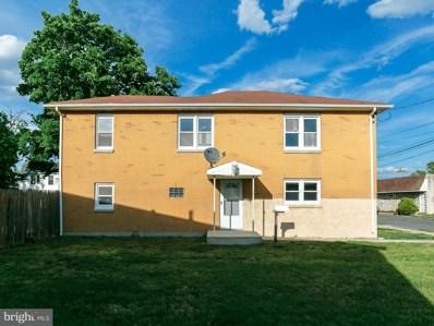 17 W Wood Street, Paulsboro, NJ 08066 - MLS#: 1000358501