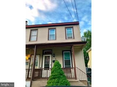 34 Chestnut Street, Woodbury, NJ 08096 - MLS#: 1000358965