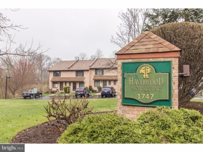 1747 West Chester Pike UNIT 5, Havertown, PA 19083 - MLS#: 1000358966