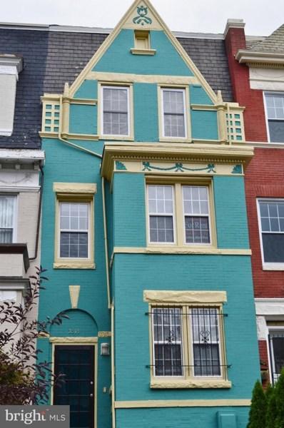 3519 10TH Street NW UNIT 1, Washington, DC 20010 - MLS#: 1000359272